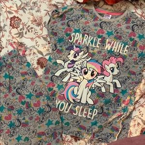 My little pony sleep set for kids